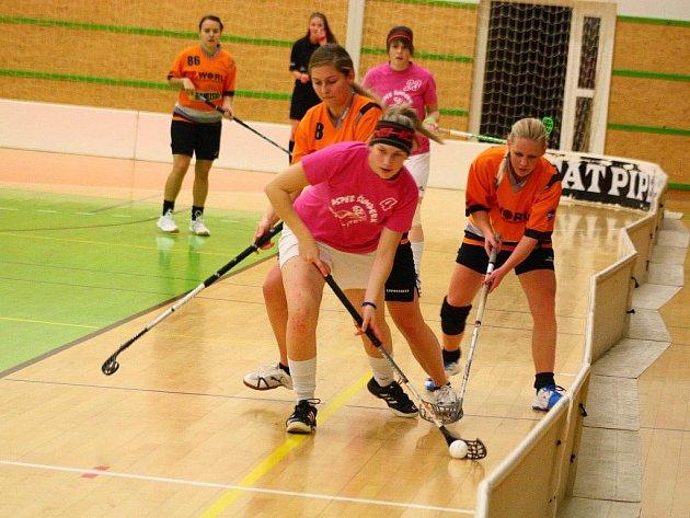 Asper versus Žďár (oranžové dresy)