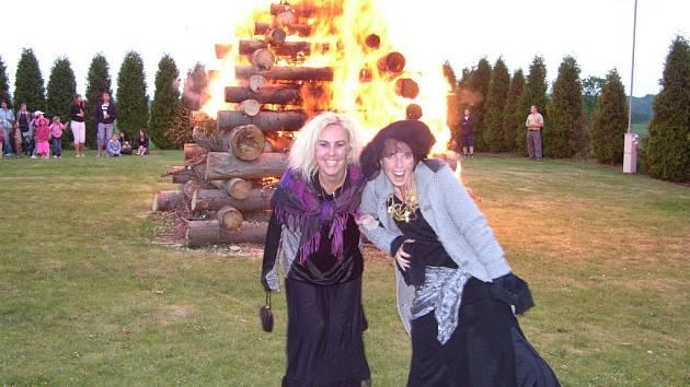Čarodějnice v Dolních Studénkách