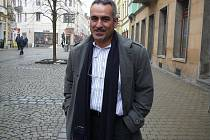 Němec tureckého původu Ergün Karadas žije a pracuje v Šumperku.