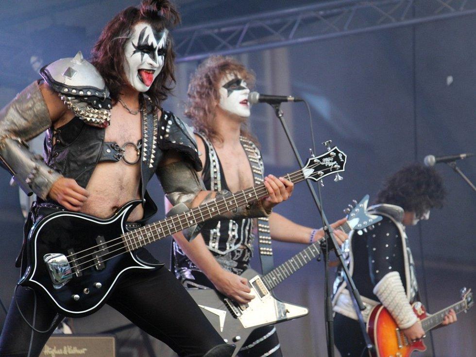 Kiss Czech company v Šumperku.