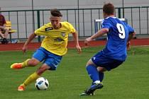 FK Šumperk – SK Hranice  2:3 (1:2).