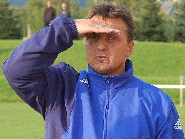 Jiří Neček během utkání Sulka