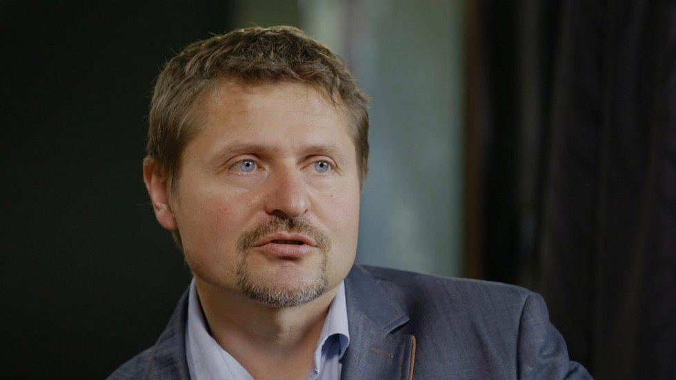 Milan Doubravský v pořadu Utajený šéf.