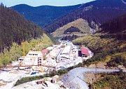 Výstavba přečerpávací vodní elektrárny Dlouhé stráně.