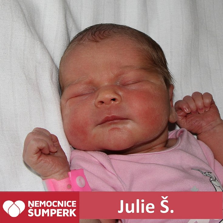 Julie Š., Šumperk
