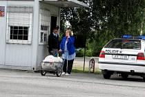 Ve Velkých Kuněticích není k uvolnění cesty do Polska zapotřebí moc úprav. Lidé už se na otevření přechodu těší.