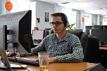 Jeden z absolventů, který zamířil do treninkového centra M.B.A. Finance v Jeseníku.