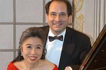 Eriko Takezawa a Christoph Sischka