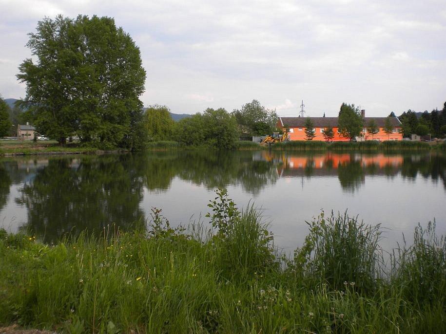 Šumperský rybník Benátky