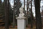 Pomník Josefa Raymanna.