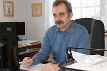 Luděk Felkl vystřídal na podzim ve funkci starosty Nového Malína Josefa Mináře, který obec vedl od Sametové revoluce.