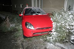 Nehoda v Moravičanech