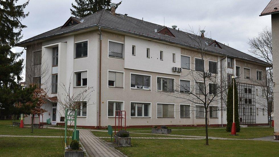Nemocnice Šumperk. Pavilon L