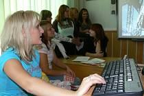 Studenti Obchodní akademie v Šumperku si připomněli Den evropských jazyků.
