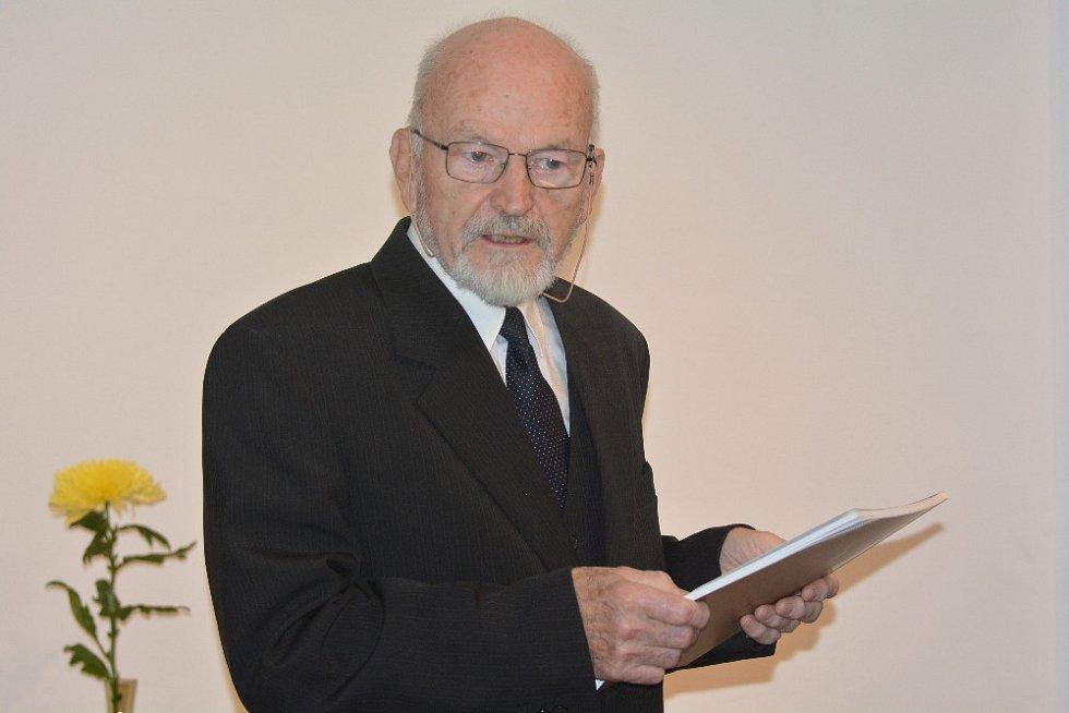Přednáška o rodáku Janu Havelkovi v loštickém muzeu