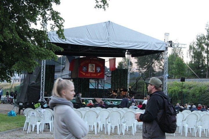 Moravské divadlo Olomouc v Hanušovicích