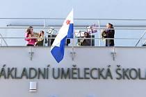 Nově otevřená Základní umělecká škola v Zábřehu.