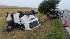 Nehoda z 13. srpna 2016 u Bušína