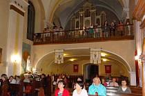 Varhany v kostele svatého Matouše v Postřelmově