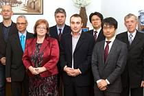 Vedení Mohelnice v čele se starostkou Janou Zwyrtek Hamplovou a oběma místostarosty jednalo minulý týden se zástupci japonské společnosti JFE Engineering.