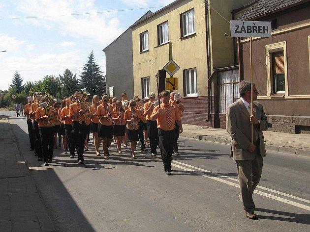 Dechový orchestr základní umělecké školy Zábřeh