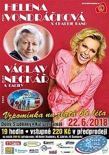 Helena Vondráčková a zrušený koncert v Dolních Studénkách