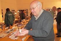 Výstava hub začala v šumperském muzeu.