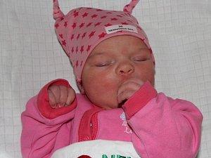 Nově narozená miminka na Šumpersku a Jesenicku - 40. týden 2017