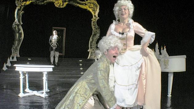 První premiérou nové sezony bude v Divadle Šumperk hra Amadeus.