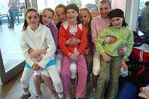 Šumperské gymnastky