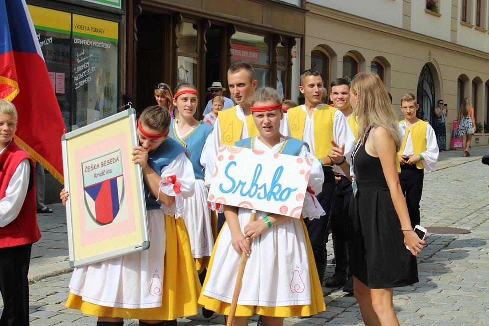Mezinárodní folklorní festival 2018 Šumperk