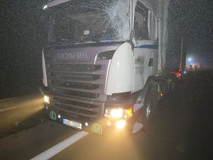 Nehoda na Mohelnickém kopci
