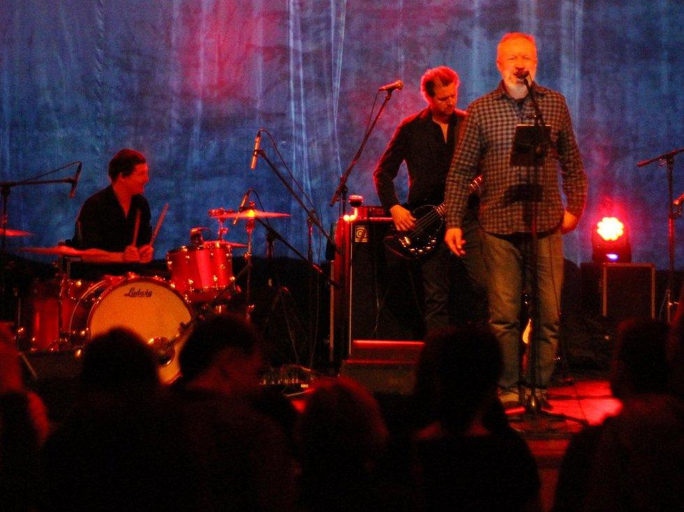 Koncert kapely Priessnitz v šumperském Domě kultury