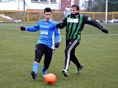 FK Jeseník – SK SULKO Zábřeh.