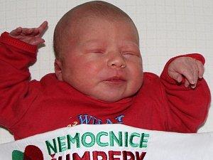 Nově narozená miminka na Šumpersku a Jesenicku - 44. týden 2017