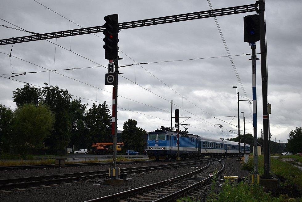 Postřelmov - nádraží.