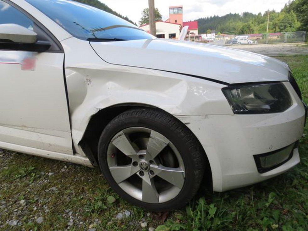 Nehody na Šumpersku.