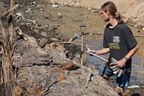 Šumperský archeolog v akci