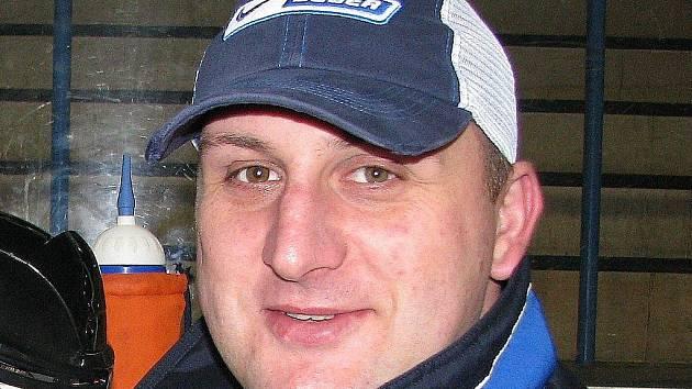 Sportovní manažer Draků Radek Kučera