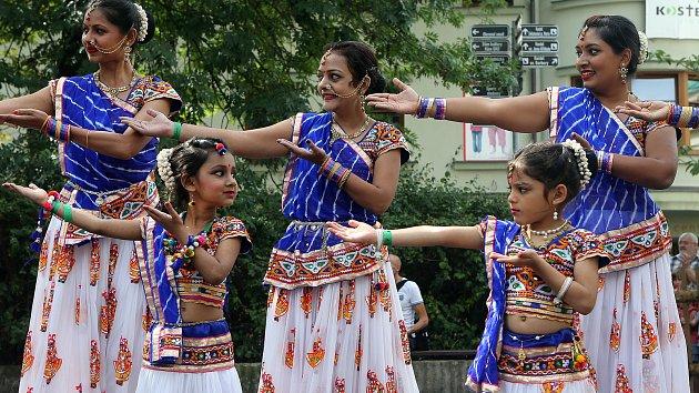 Mezinárodní folklorní festival v Šumperku 2018