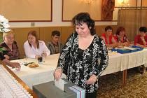 Volby, pátek 28. května 2010, Stará Červená Voda