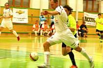 Ondra Málko, jedna z opor finalisty 2. futsalové ligy