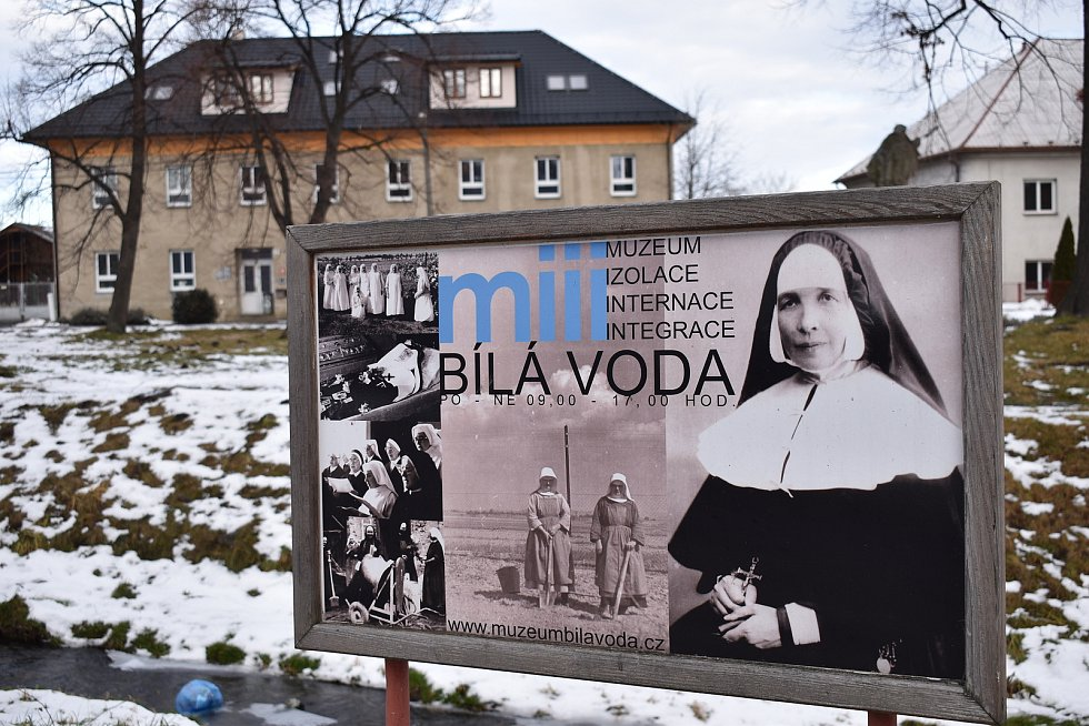Bílá Voda - muzeum.