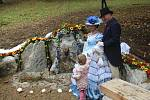 Svěcení Sofiina pramene v Jeseníku