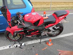 Tragická nehoda. Ilustrační foto