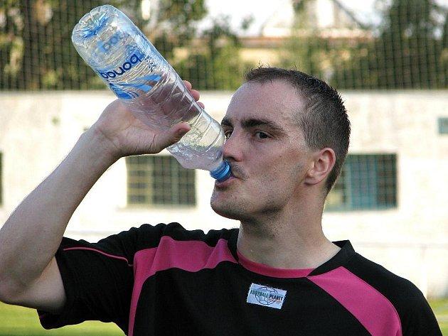 Jedním ze sedmi mohelnických střelců v utkání s Přerovem byl i Aleš Masopust