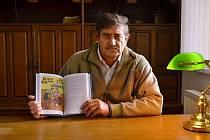 Rodák z Rudy nad Moravou Miroslav Winter vydal novou knihu pohádek nazvanou Pohádkové příběhy z podhůří Jeseníků.