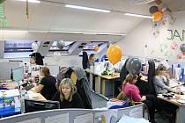 Referentky call centra v Zábřehu