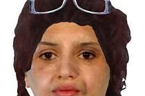 Pravděpodobná podoba ženy, která obelstila prodavačky v Šumperku.