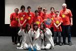 Po páté se zúčastnili v Česku náročné robotické soutěže First Lego League a vždy odjeli jako vítězové – takovou úžasnou statistikou se mohou pochlubit studenti Gymnázia v Jeseníku